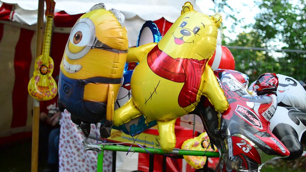 Balloner - Sjællandsfestivalen 2019 med Christopher Trung
