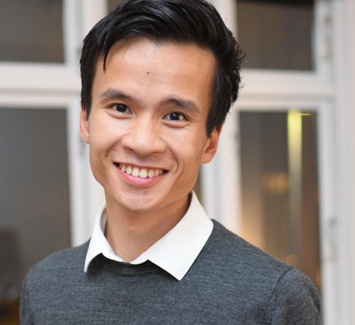 Christopher Trung Paulsen